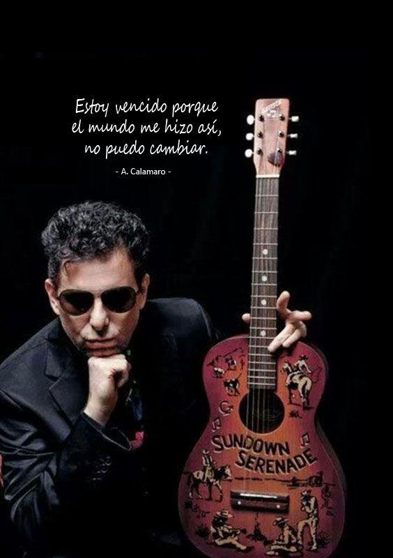 Wallpaper Andres Calamaro