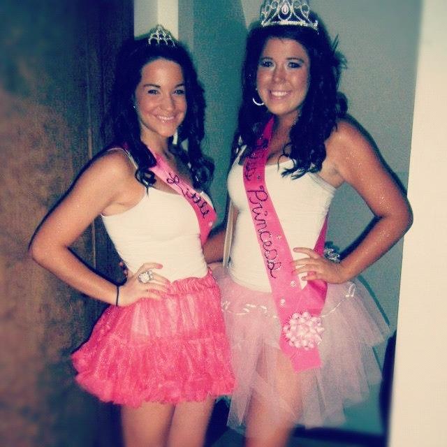 halloween toddlers in tiaras pink glitter diy costume - Sundrop Halloween Costume