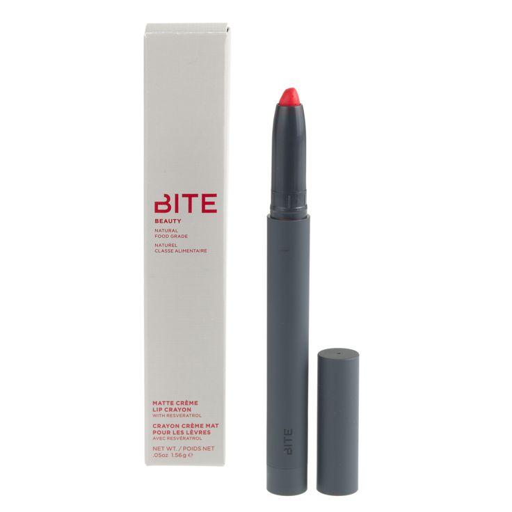Bite Beauty for J.Crew matte crème lip crayon.