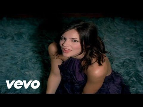 So fitting since December - so many to thank for this song! Katharine McPhee - Over It - YouTube