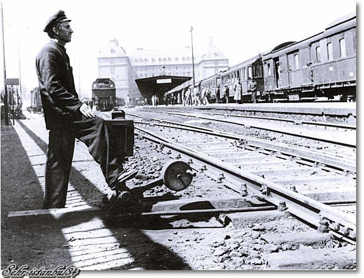 Makascı   Kadıköy - Haydarpaşa - 1950 ler