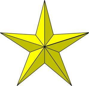 100 best clip art stars images on pinterest clip art rh pinterest com Christmas Nativity Star Clip Art Star Drawing Clip Art