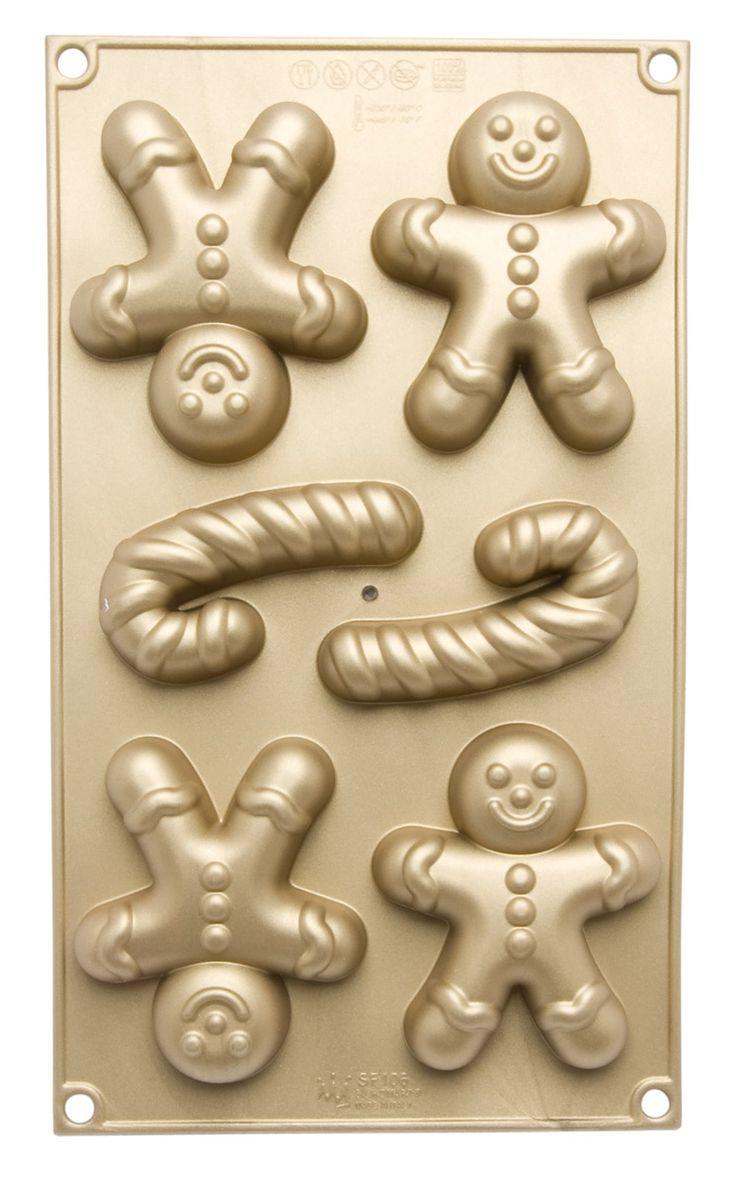bakvorm - kerst - silikomart