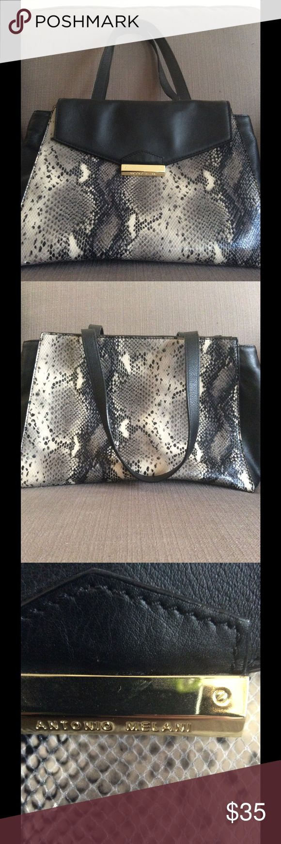 Antonio Melani purse!! Absolutely gorgeous Antonio Melani purse!! Like new! Only carried a few times!!! Bags Satchels