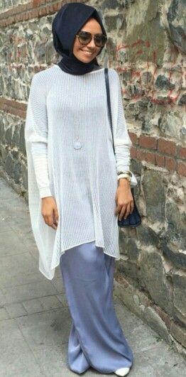 Hulya Aslan. Love wide leg pants