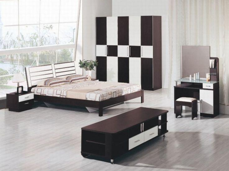 Modern Bedroom Furniture Sets photo