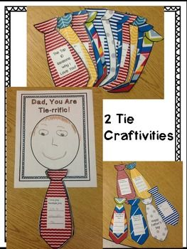 Fun but simple Father's Day craft!