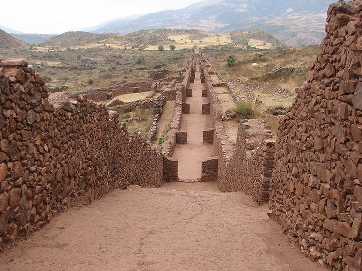 Unlooted Royal Tomb Found in Peru | Smart News Piquillacta, a Wari archaeological site. Image Credit: AgainErick via Wikimedia Commons
