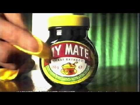 """My Mate Marmite, I hate Marmite adverts channel 4 1997  Marmite is an important part of British culture, and has even led to the expression """"It's a Marmite thing"""", meaning you either love it or hate it. In fact, after her death, Margaret Thatcher was described as a Marmite thing by one minister.  Marmite use this idea to good effect in their advertising campaigns.  Jim Scrivener recently shared this very simple recipe for Marmite on toast from"""