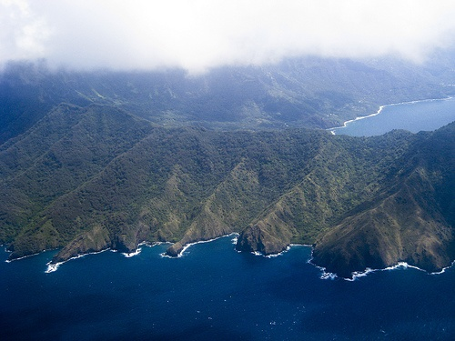 Hiva Oa, Marquesas. Been there. Done that.