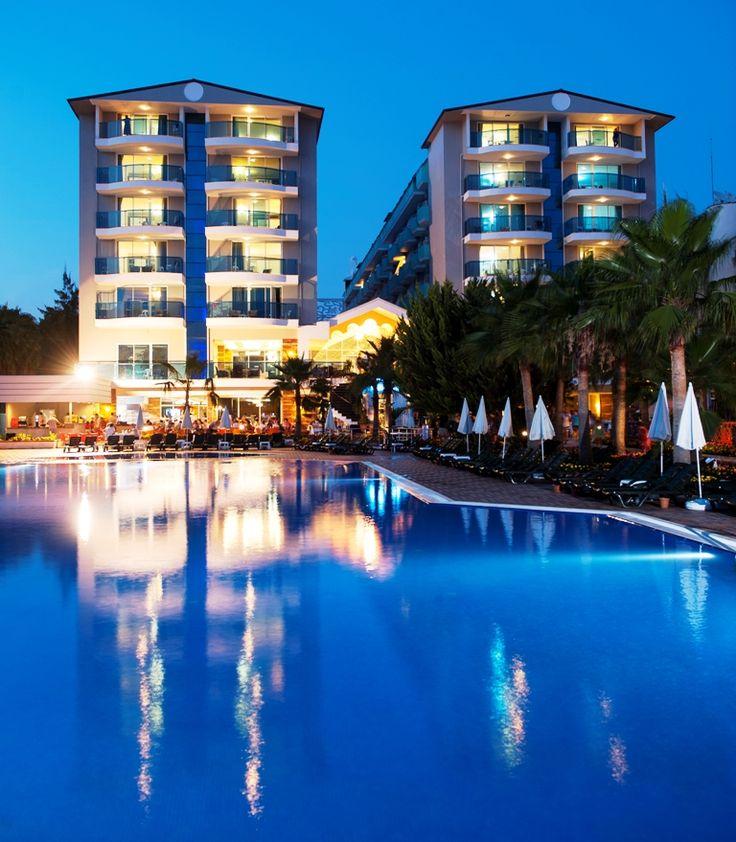 Concordia Celes Hotel in Incekum bei Alanya jetzt günstig buchen - Türkische Riviera Antalya Türkei