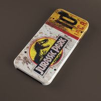 jurassic-park-licensed plate for all phone device