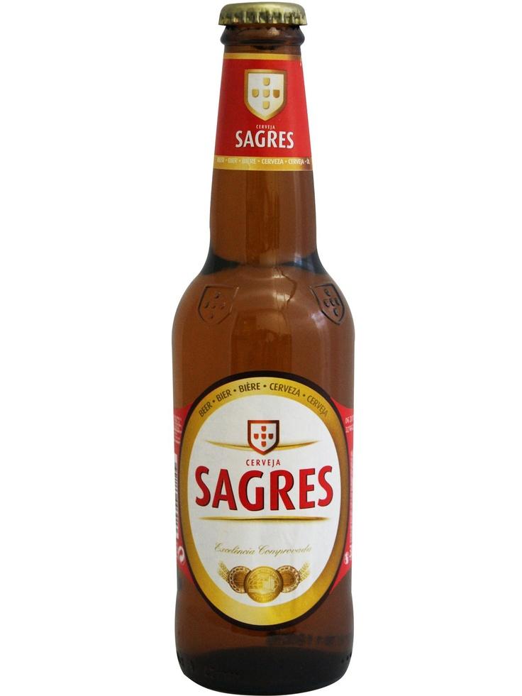 Sagres Cerveja - Portugal
