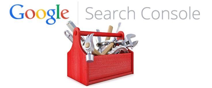 Google Search Console sustituye a las Herramientas para Webmasters