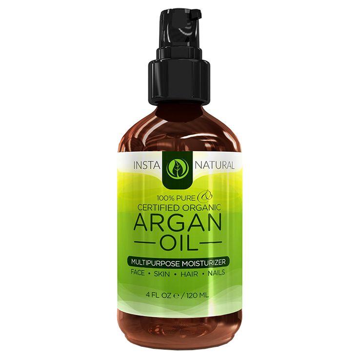 Pin on argan oil
