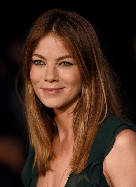 Michelle Monaghan Long Straight Cut - Michelle Monaghan Looks - StyleBistro