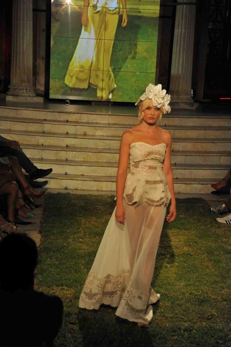 Natalie C in DoItEco Cyprus Fashion Show