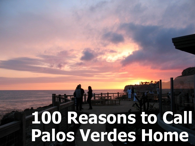 100 Reasons to Call Palos Verdes Home Article