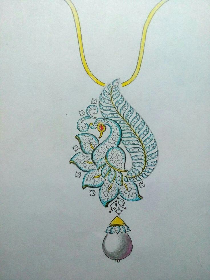 1812 Best Hand Sketch Jewellery Design Images On Pinterest