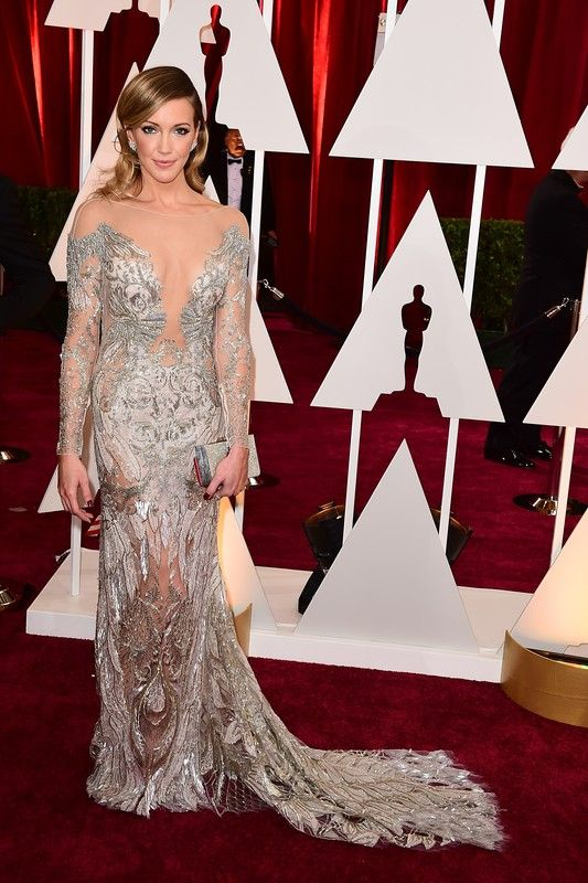 Oscary 2015: Katie Cassidy, fot. East News