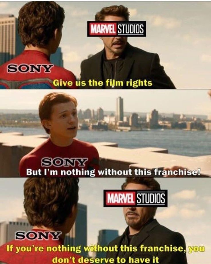 I swear to God Sony better not start their own universe. I want to see Venom & Black Cat & Silver Sable & (maybe if there was a way) Carnage as part of this universe!