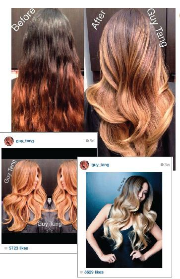 40 best hotheads tips images on pinterest hair extensions more ombre and balayage to just admire talk about eye candy pmusecretfo Image collections