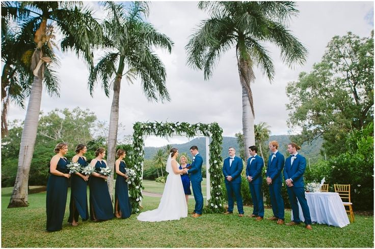 Reece and Jess's  Wedding – Paradise Palms Resort, Kewarra Beach, Qld  » Port Douglas Wedding Photography