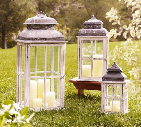 for me: Decor, Potterybarn, Ideas, Windowpan Lanterns, Candles Holders, Parks, Window Panes, Candles Lanterns, Pottery Barns