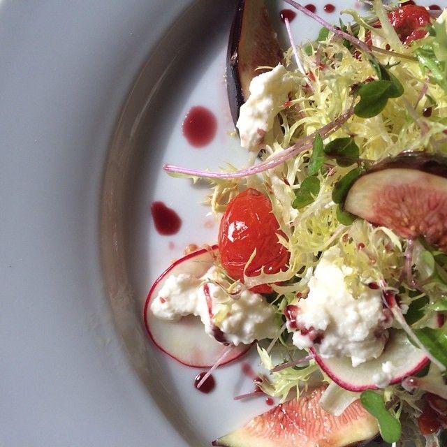 Fresh & light, perfect for hot summer nights! #Toronto #QueenWest #nomnom #TasteToronto #salad