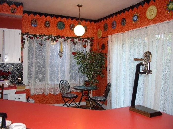 Mexican themed kitchen i did it crafts pinterest for Mexican themed kitchen ideas