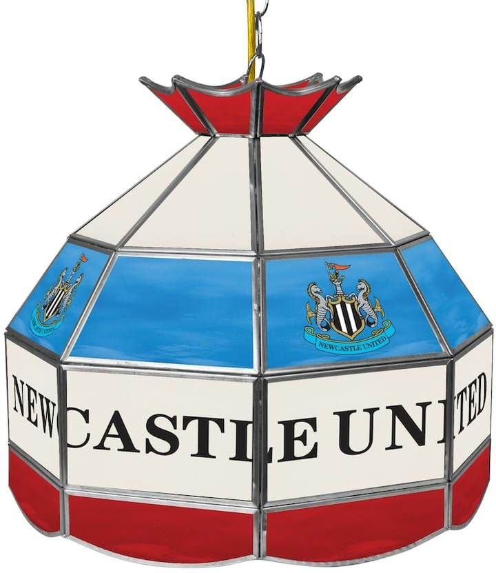Kohl's Newcastle United FC Hanging Tiffany Lamp