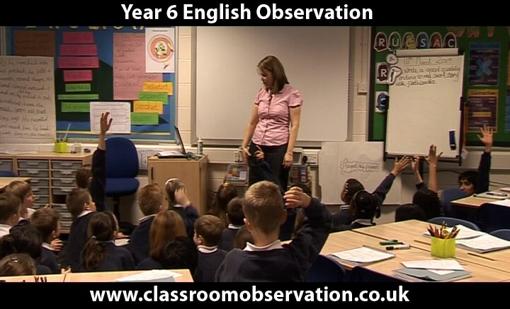 Topic: Writing story endings using flashbacks  Video of narrative linked to memories of World War 2 are studied. Focuses on flashbacks in developing writing. SATS are looming, so building independence and confidence is a key part of the lesson, whilst providing opportunities for extended writing.  This lesson has been judged as Ofsted Good/Outstanding.