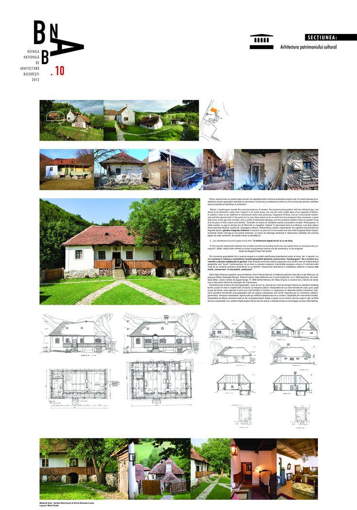Reabilitare gospodărie ţărăneasca şi conversie în casă de oaspeţi, Valea Zălanului, jud. Covasna_Silvia Demeter-Lowe