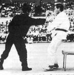 The one inch punch!