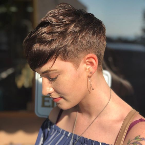 Most Amazing Short Pixie Haircuts for Every Woman 2019