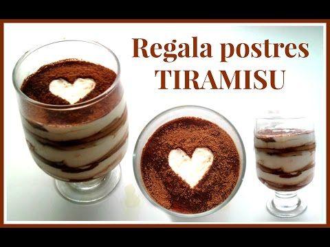 Tiramisu   Postre de café   Postres sin horno   Fácil rápido y económico - YouTube