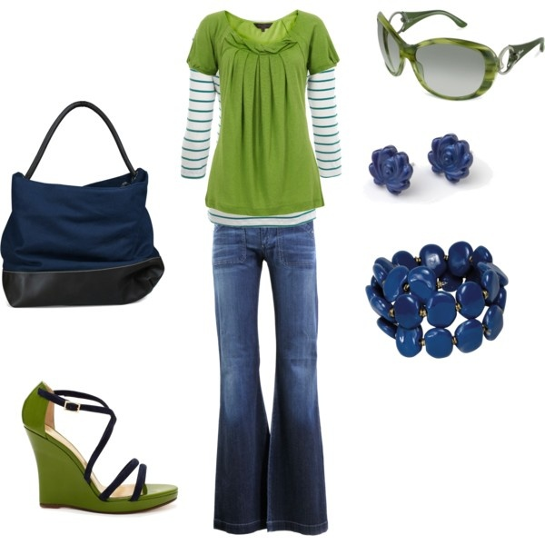 24 best images about color combinations blue and green - Blue and green combination ...