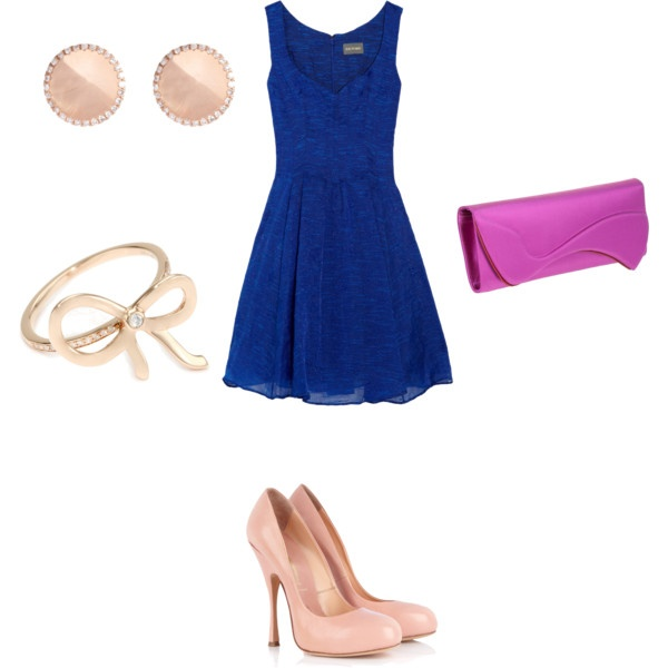 82 best dresses to wear to a wedding images on pinterest for Cute dresses to wear to a fall wedding