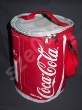 Coca Cola E Soda Cooler Travel Bag Insulated With Strap Zipper Lunch Pinterest And Always