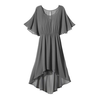 Long dress target quarry