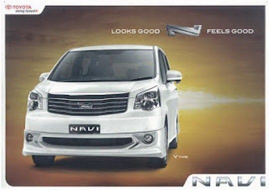 Brosur Toyota NAV1