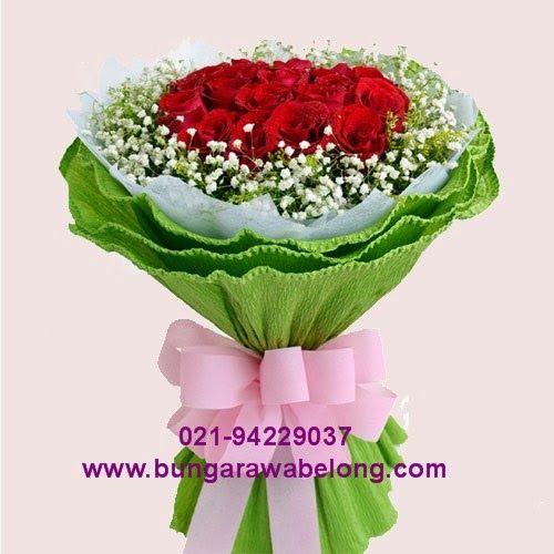 Toko Bunga Valentine di Jakarta Barat  Pesan rangkaian bunga valentine yang terdiri dari mawar merah, mawar pink, mawar ungu, dan lain-lain ...