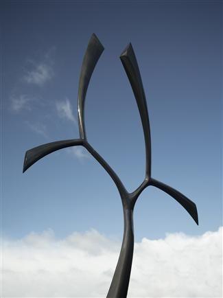 C6 - Kinetic work by New Zealander Ray Haydon
