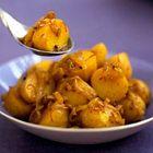 Aardappelen met saffraan uit de slow cooker - recept - okoko recepten