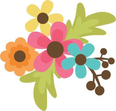 Flowers SVG cut file for scrapbooking flower free flower svg file free cut file for scrapbooking