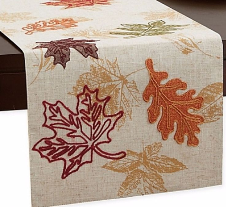 Bed Bath And Beyond Autumn Table Runners