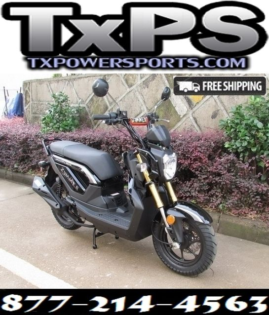 Taotao Zummer 50 Sporty Gas Street Legal Scooter.Free.Shipping.Sale Price: $879.00