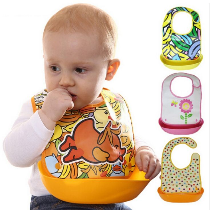 >> Click to Buy << Baby Waterproof  Bibs Newborns Scarves Apron For Boys Girls Saliva Pocket For Babies Bibs Pocket Split Type Plastic Bib Colorful #Affiliate