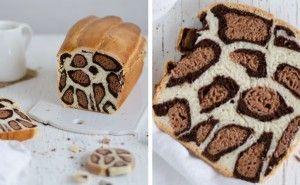 Tohle leopardí sladké pečivo vypadá úžasně a přitom je jednoduché!