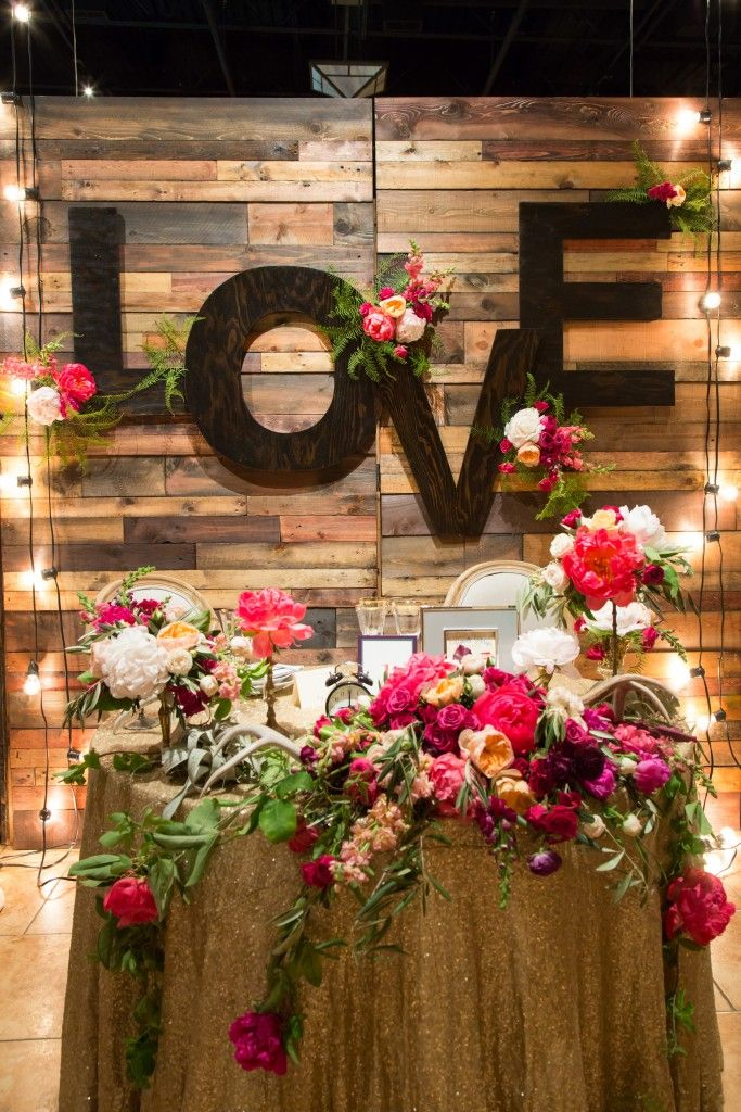 130 best images about theme rustic wedding on pinterest for Wedding wall decor